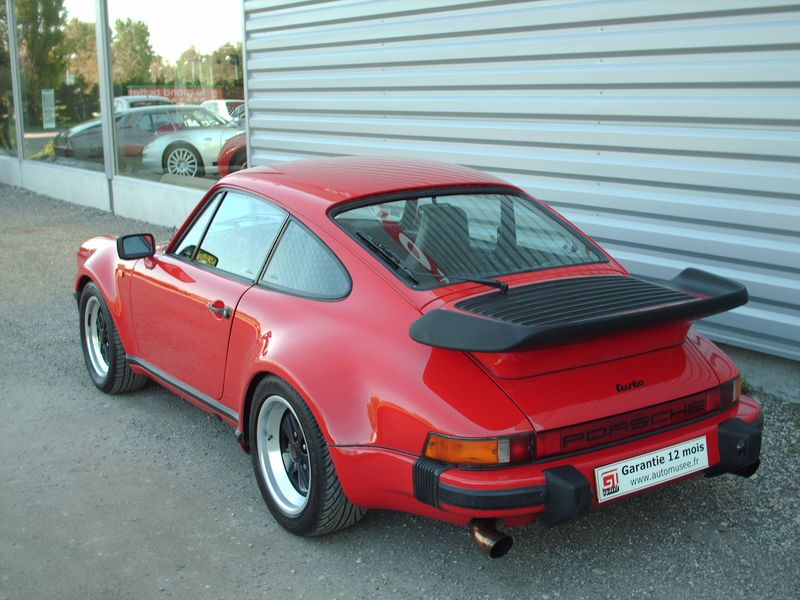 porsche  911 sc turbo look