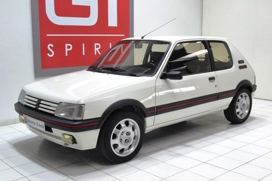 PEUGEOT - 205 GTI 1900