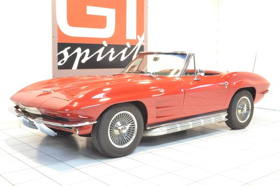CHEVROLET - Corvette Sting Ray