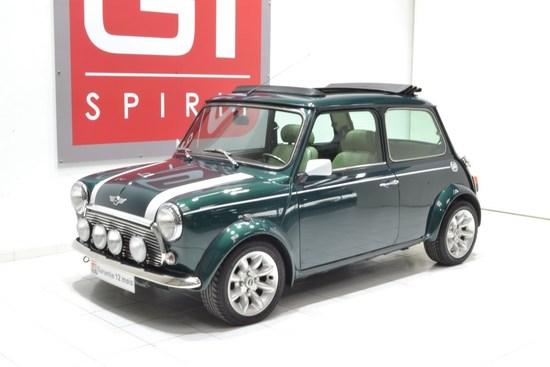 AUSTIN - Mini Cooper S
