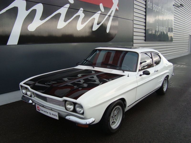 ford  capri 2600 rs replica