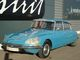 voiture de collection CITROEN - ID Super