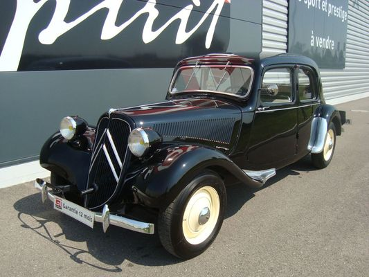 CITROEN - Traction 11 BL