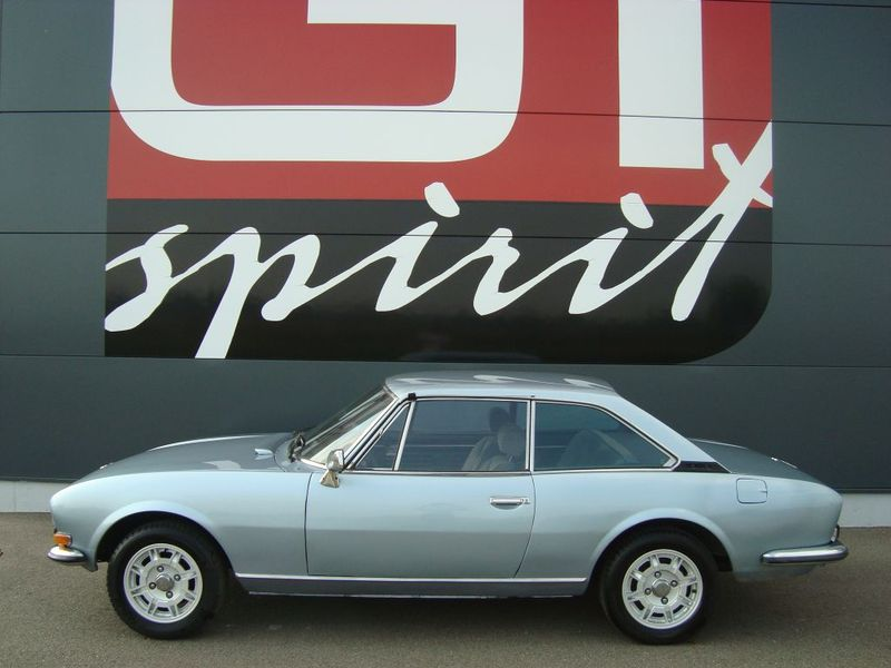 peugeot  504 coup u00e9 v6 carburateur
