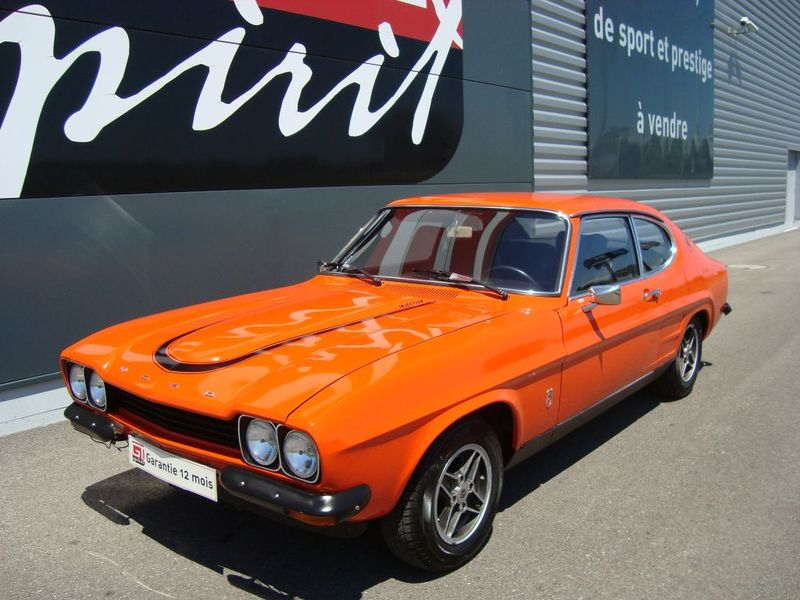ford capri 2600 rs gt spirit. Black Bedroom Furniture Sets. Home Design Ideas
