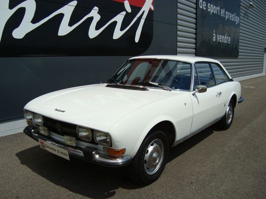 PEUGEOT - 504 Coup� 4 cyl Injection