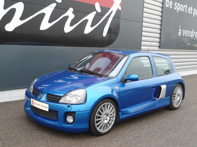 renault clio v6 phase 2 gt spirit. Black Bedroom Furniture Sets. Home Design Ideas