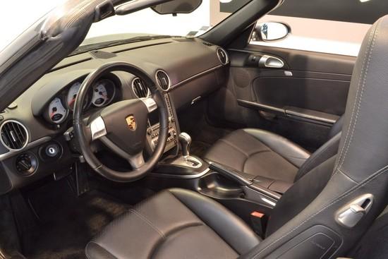 PORSCHE Boxster S Tiptronic - voitures de collection, sport et ...