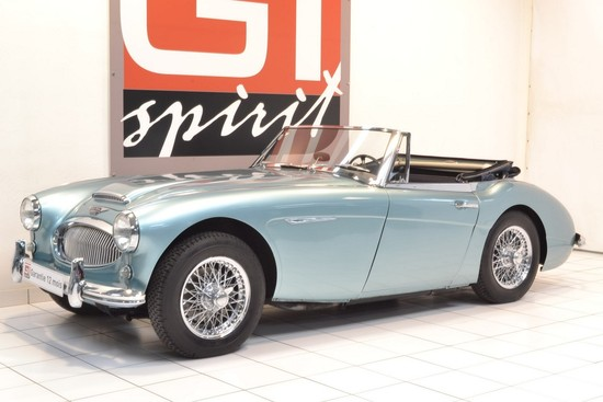 AUSTIN HEALEY - 3000 MK3 BJ8 phase 1
