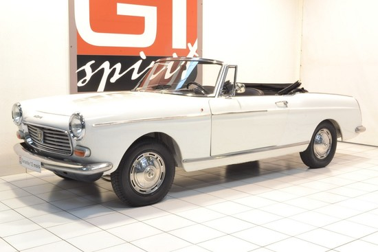 PEUGEOT - 404 Cabriolet Carburateur