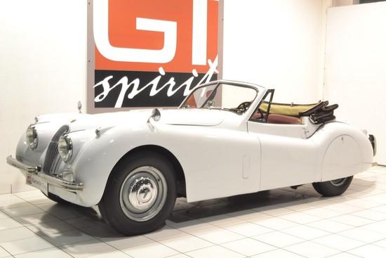 JAGUAR - XK 120 Cabriolet