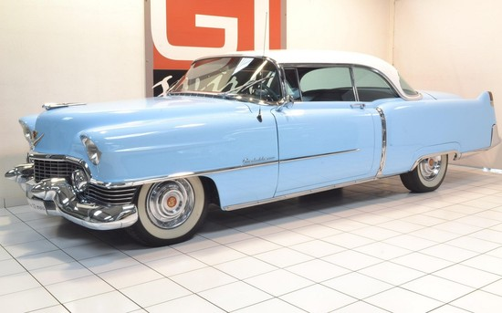CADILLAC - S�rie 62 Coupe DeVille