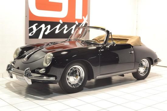 PORSCHE - 356 B T5 Cabriolet
