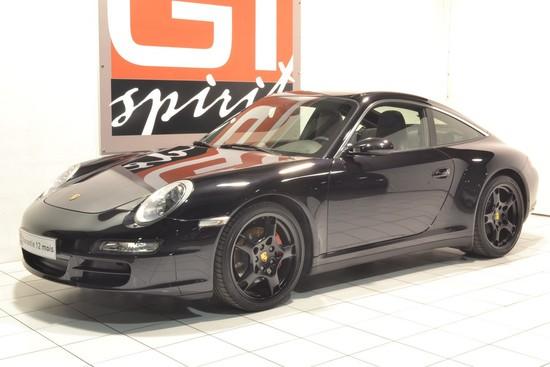 PORSCHE - 997 Carrera 4S Targa