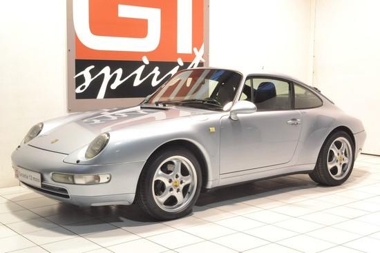 PORSCHE - 993 Carrera
