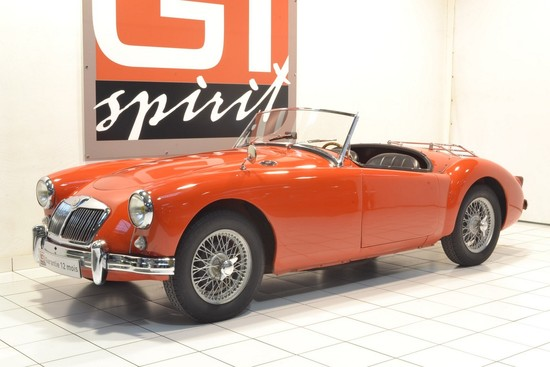 MG - A 1500