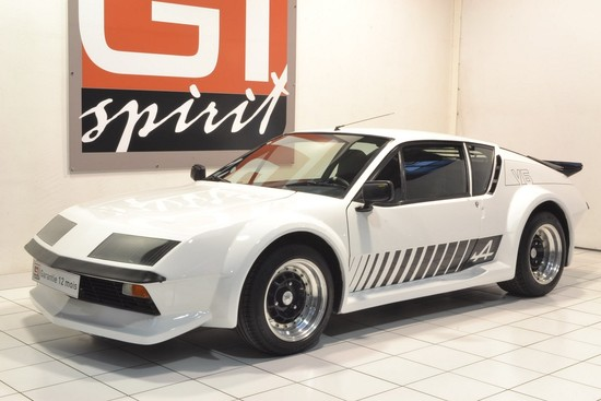 alpine  a 310 kit groupe 4