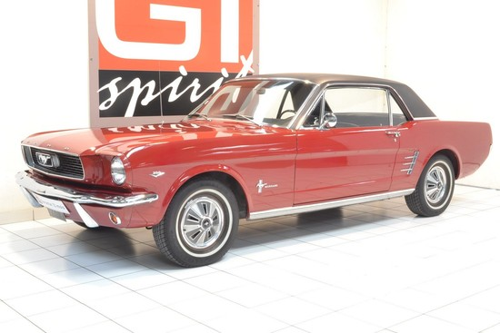 FORD - Mustang 289 Ci coup�