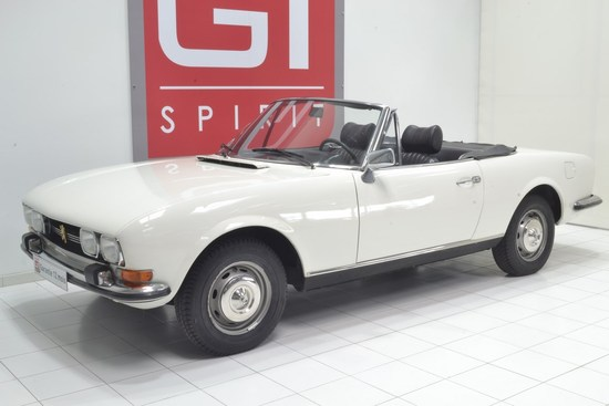 PEUGEOT - 504 Cabriolet Injection