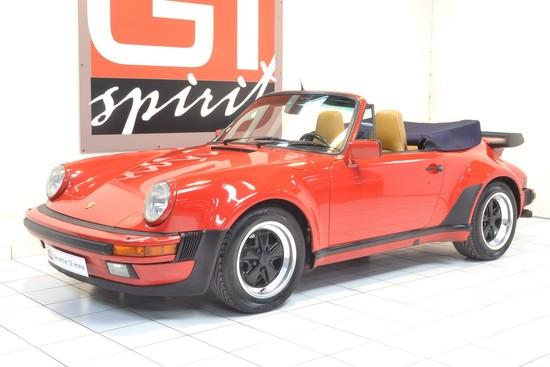 PORSCHE - 930 Cabriolet