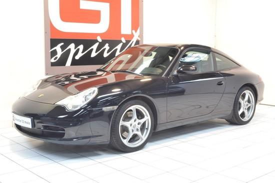 PORSCHE - 996 Carrera Targa