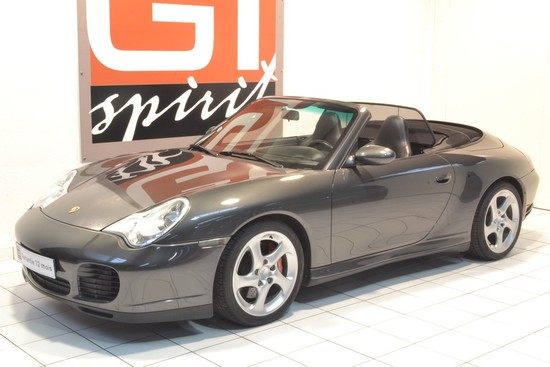 PORSCHE - 996 Carrera 4S Cabriolet