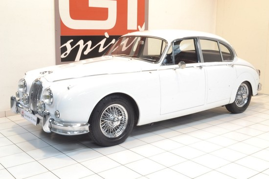 JAGUAR - Mark II 3.8L Overdrive