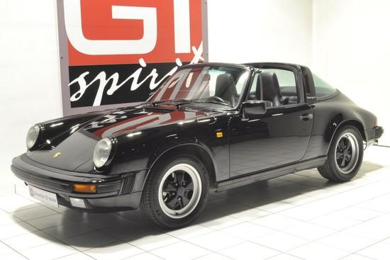 PORSCHE - 911 Carrera 3.2L Targa