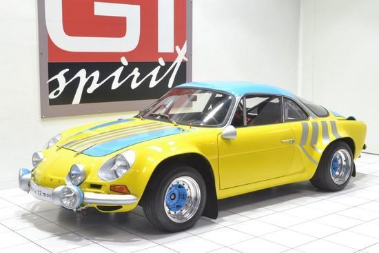 ALPINE - A110 1600 S Kit Groupe 4