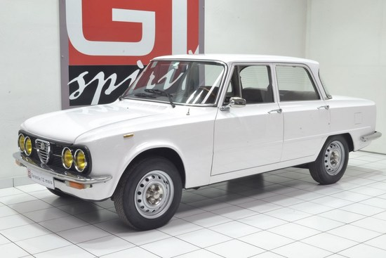ALFA ROMEO - Giulia Nuova Super 1600
