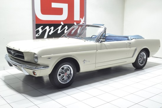 FORD - Mustang 260 Ci Cabriolet