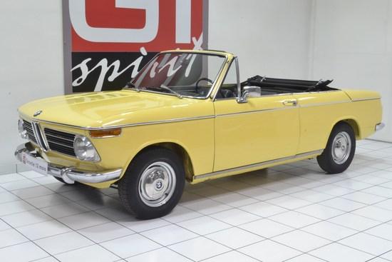 BMW - 1600-2 Cabriolet