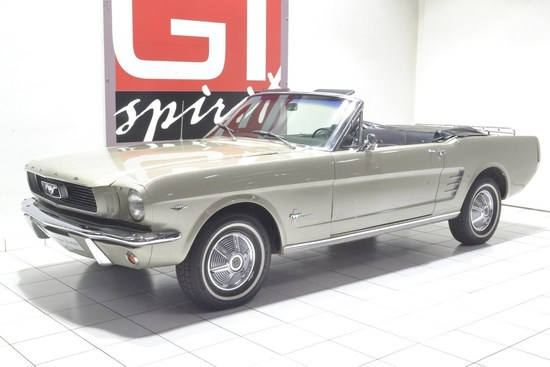 FORD - Mustang 289 Ci Cabriolet