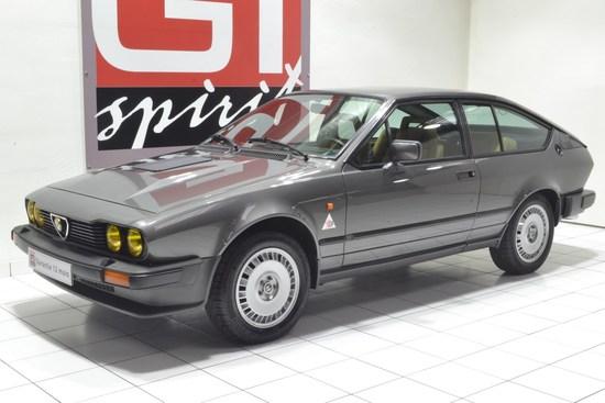 ALFA ROMEO - GTV6 2.5L