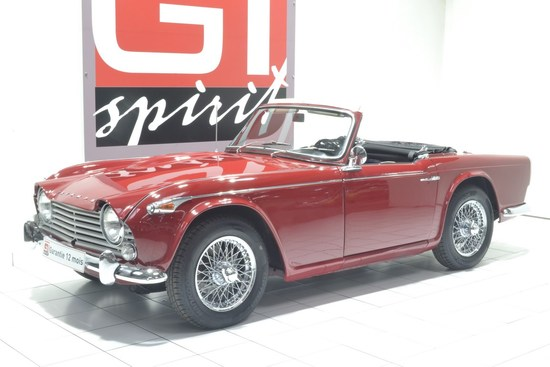 TRIUMPH - TR4 A IRS Overdrive