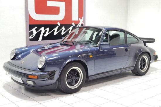 PORSCHE - 911 Carrera 3.2L