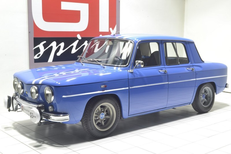 renault 8 gordini 1300 gt spirit. Black Bedroom Furniture Sets. Home Design Ideas