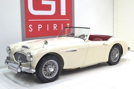 AUSTIN HEALEY - 3000 MK1 BT7 + Hard Top