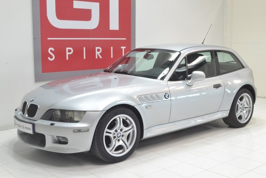 BMW - Z3 Coupe 3.0L