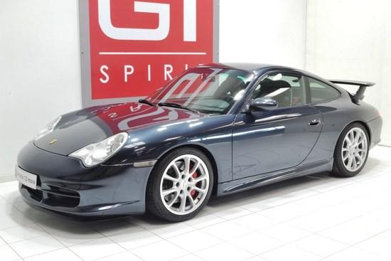PORSCHE - 996 GT3 MK2