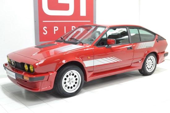 ALFA ROMEO - GTV 6 2.5L kit Production