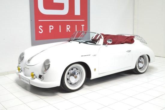 PORSCHE - 356 Speedster Replica