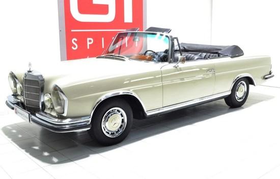 220 SE Cabriolet
