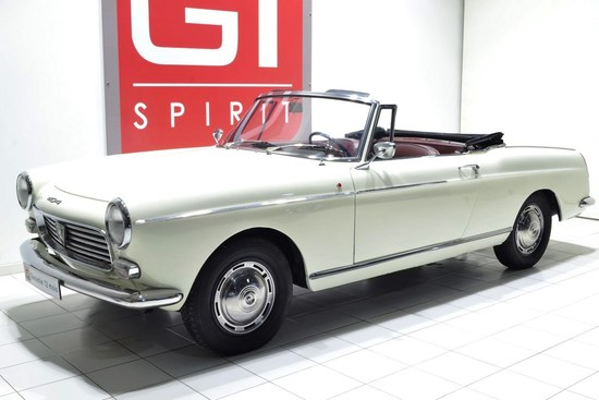 PEUGEOT - 404  Cabriolet Injection