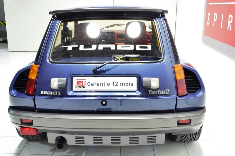 renault 5 turbo 2 gt spirit. Black Bedroom Furniture Sets. Home Design Ideas