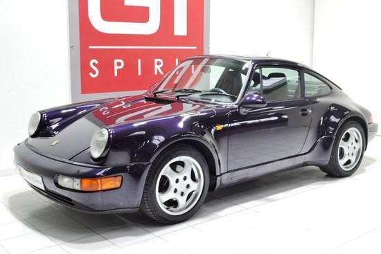 964 Carrera 4 Jubilé