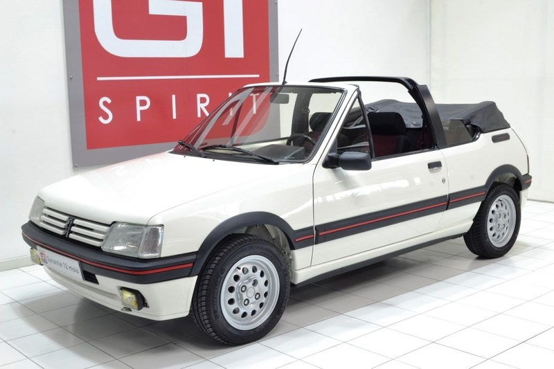 peugeot 205 cti 1600 gt spirit. Black Bedroom Furniture Sets. Home Design Ideas