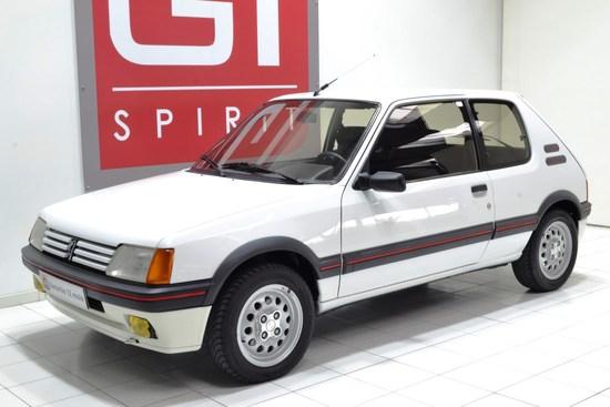 PEUGEOT - 205 GTI 1600