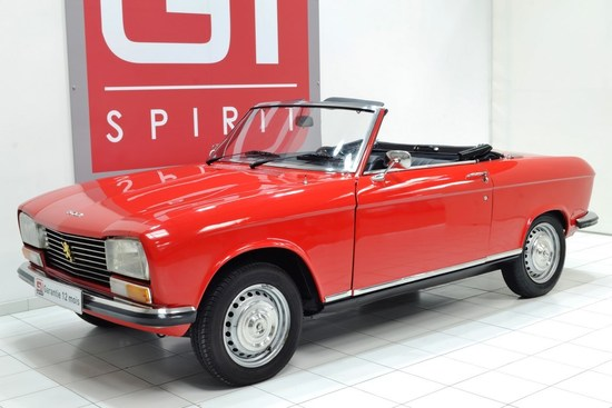 PEUGEOT - 304 Cabriolet + Hard Top