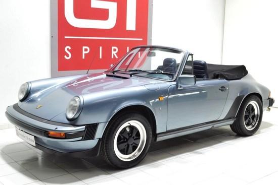 PORSCHE - 911 3.0 SC Cabriolet